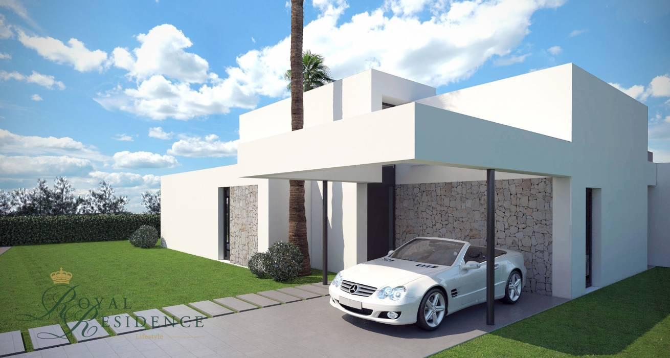 New Model Villa Noelia Royal Residence Villa Spain