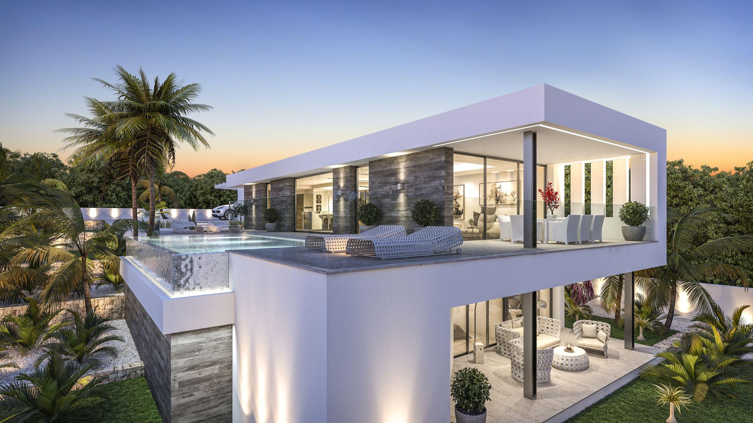 Villa bolero moraira royal residence lifestyle