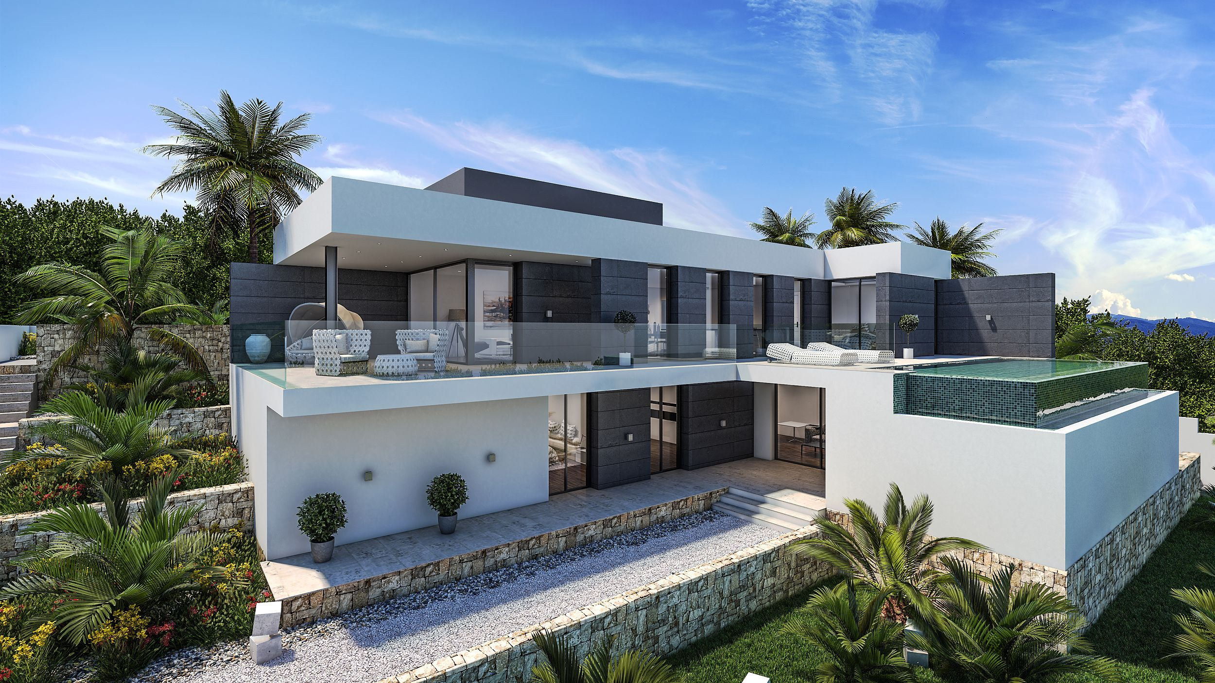 Villa arpeggio royal residence lifestyle