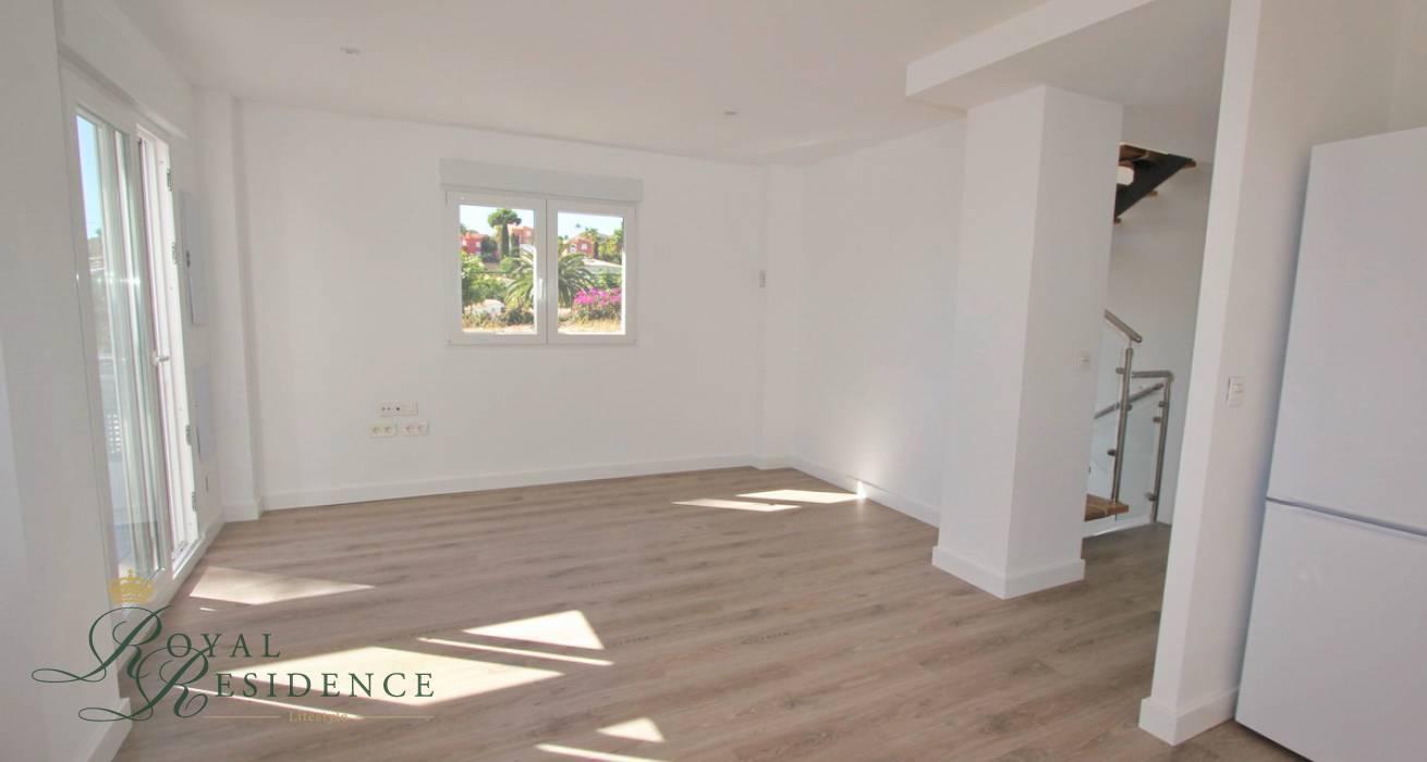 Newly modern villa in La Nucia