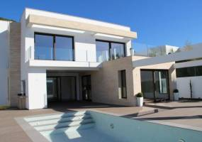 Newly built Villa in Javea