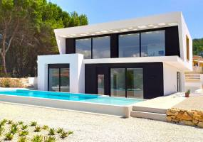 Calpe, Costa Blanca, Spain, 4 Bedrooms Bedrooms, ,4 BathroomsBathrooms,Villa,Sale,1901
