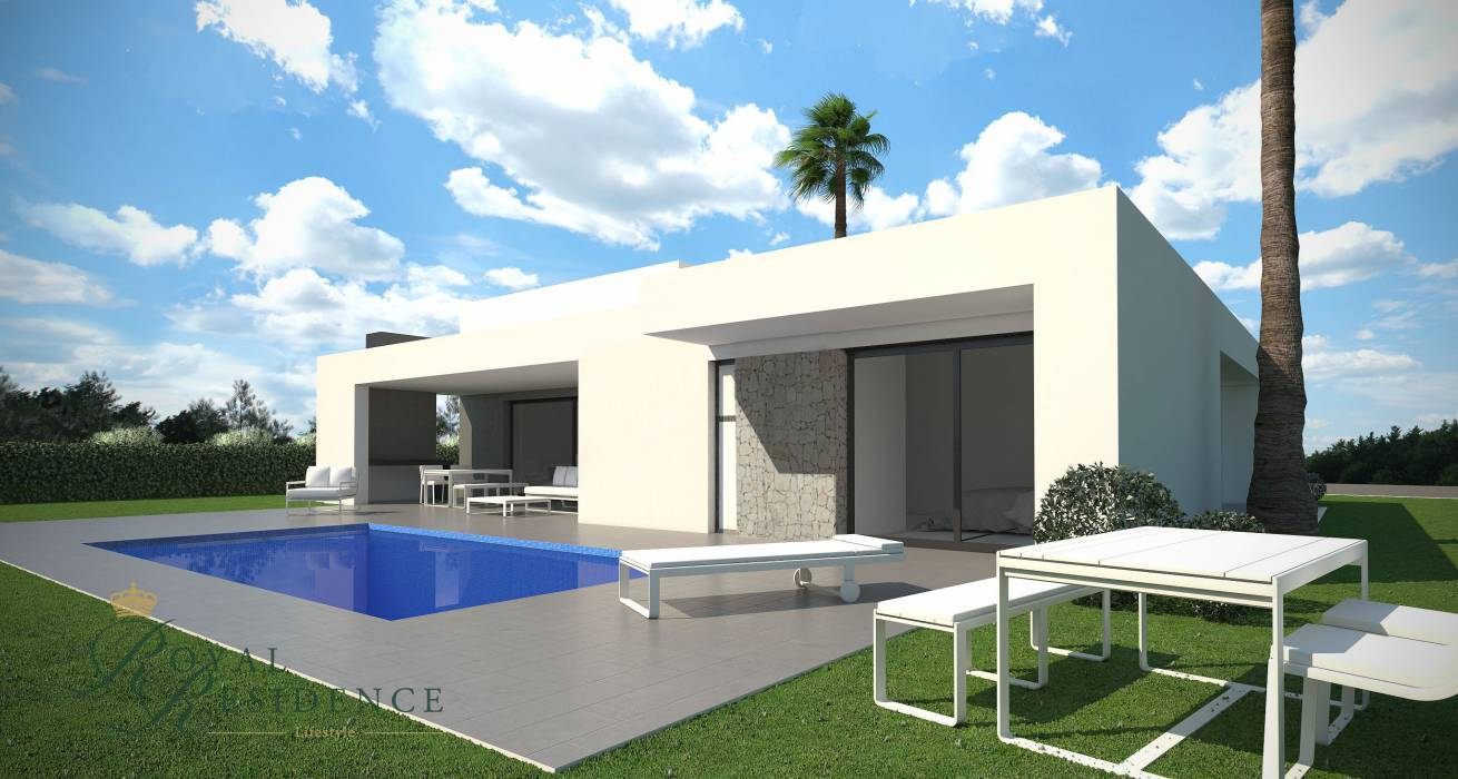 New Model Villa Noelia Royal Residence Villa Spain