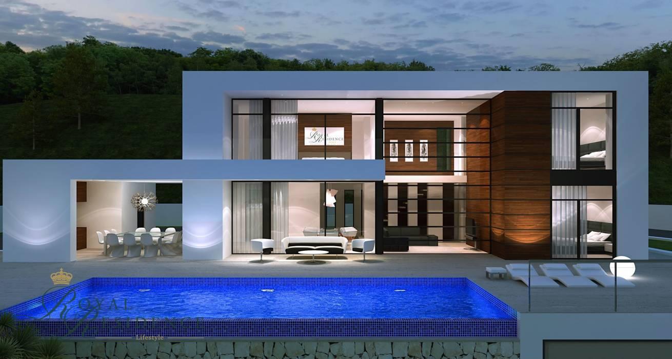 Jávea, Costa Blanca, Spain, 3 Bedrooms Bedrooms, ,3 BathroomsBathrooms,Villa,Sale,1005