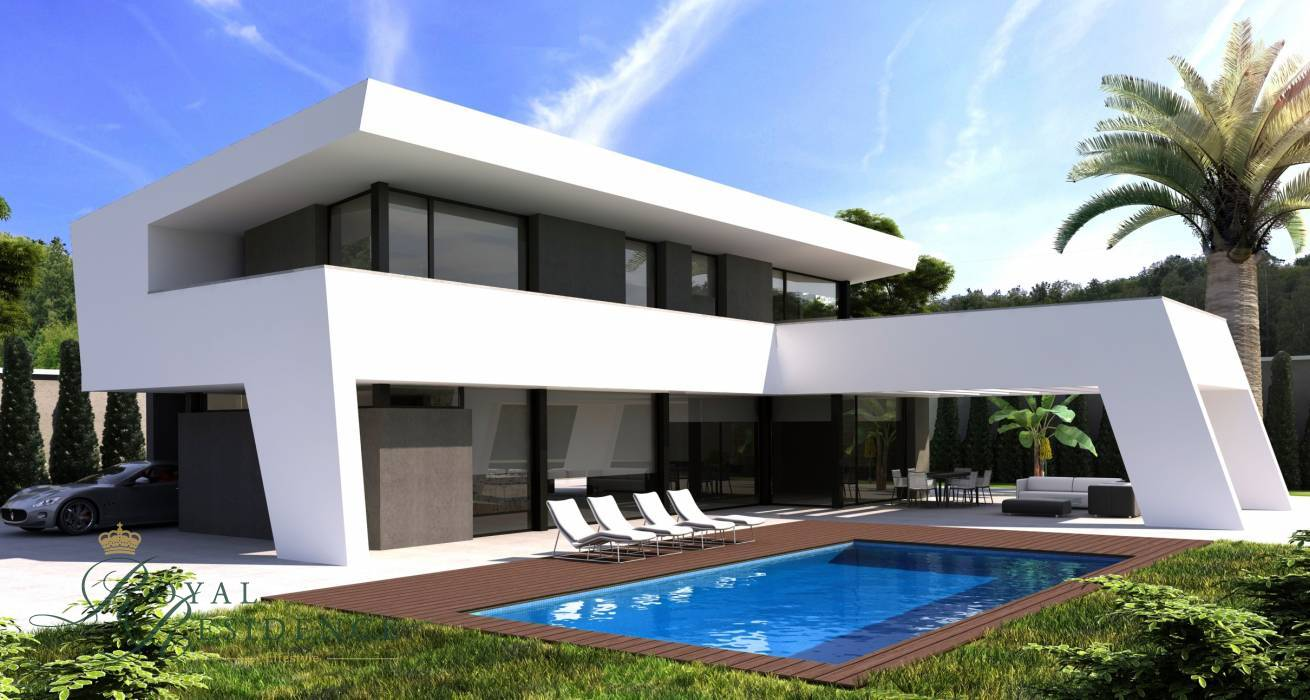 Model villa perla off plan project royal residence lifestyle