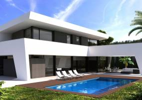 Jávea- Costa Blanca- Spain, 3 Bedrooms Bedrooms, ,3 BathroomsBathrooms,Villa,Sale,1006