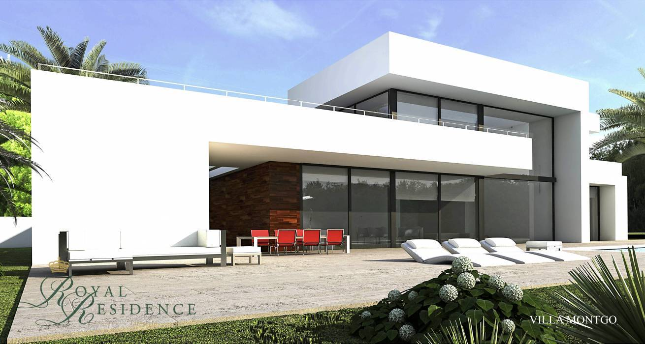 Jávea- Costa Blanca- Spain, 3 Bedrooms Bedrooms, ,2 BathroomsBathrooms,Villa,Sale,1008