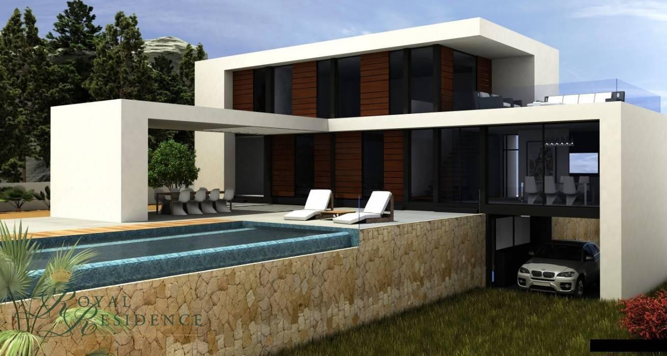 Moraira- Costa Blanca- Spain, 3 Bedrooms Bedrooms, ,2 BathroomsBathrooms,Villa,Sale,1009