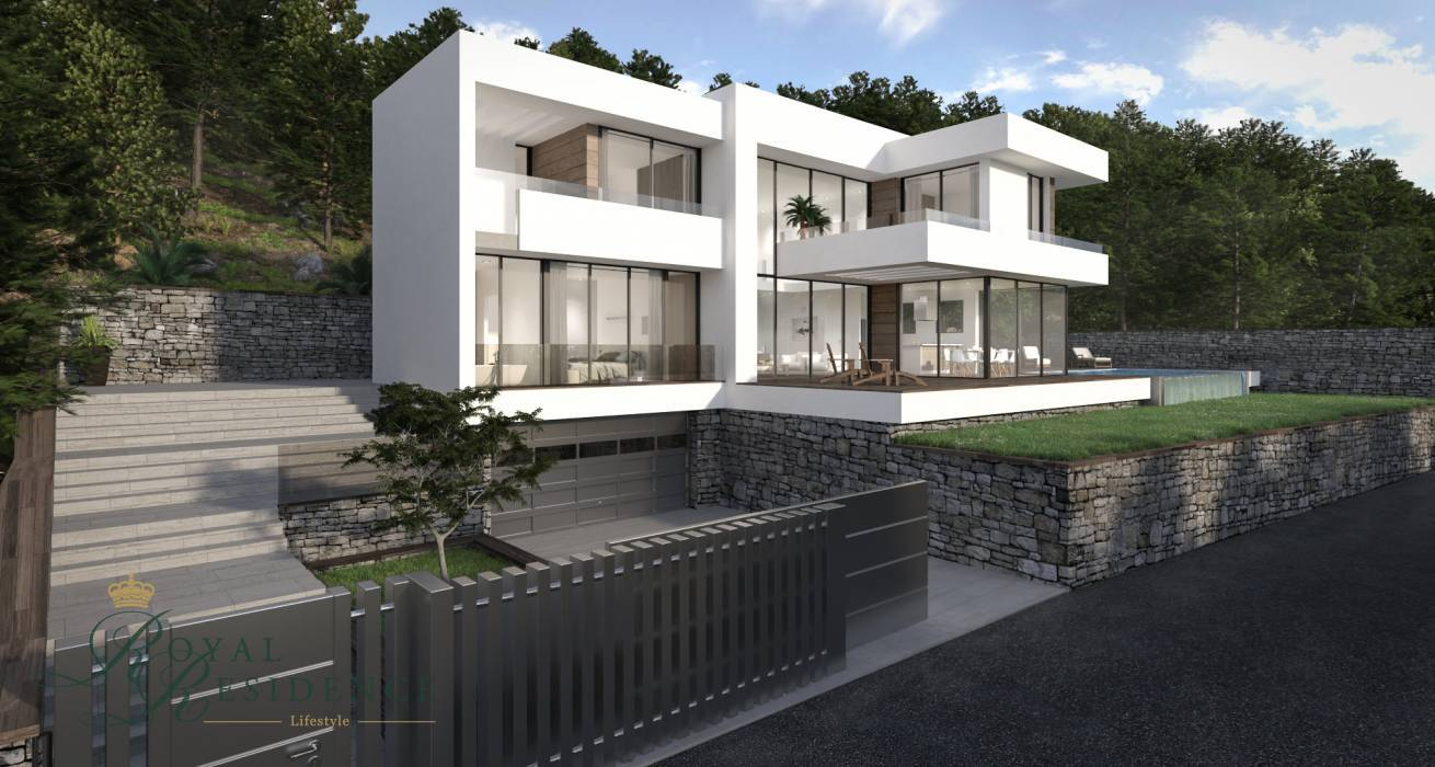 Moraira- Costa Blanca- Spain, 4 Bedrooms Bedrooms, ,3 BathroomsBathrooms,Villa,Sale,1016