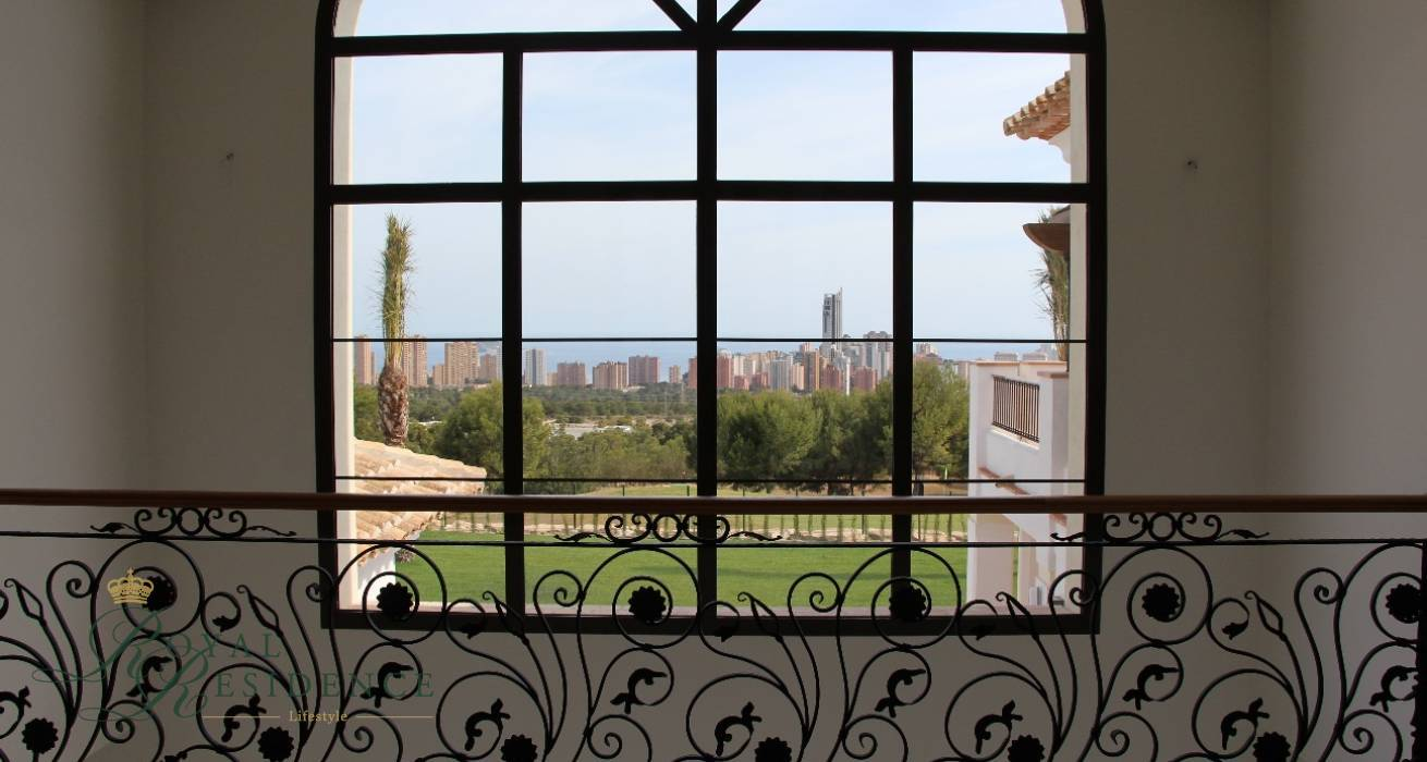 Finestrat- Costa Blanca- Spain, 4 Bedrooms Bedrooms, ,4 BathroomsBathrooms,Villa,Sale,1386