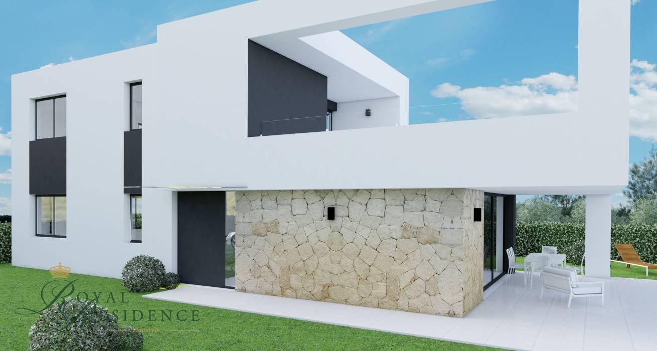 Jávea- Costa Blanca- Spain, 4 Bedrooms Bedrooms, ,3 BathroomsBathrooms,Villa,Sale,1408