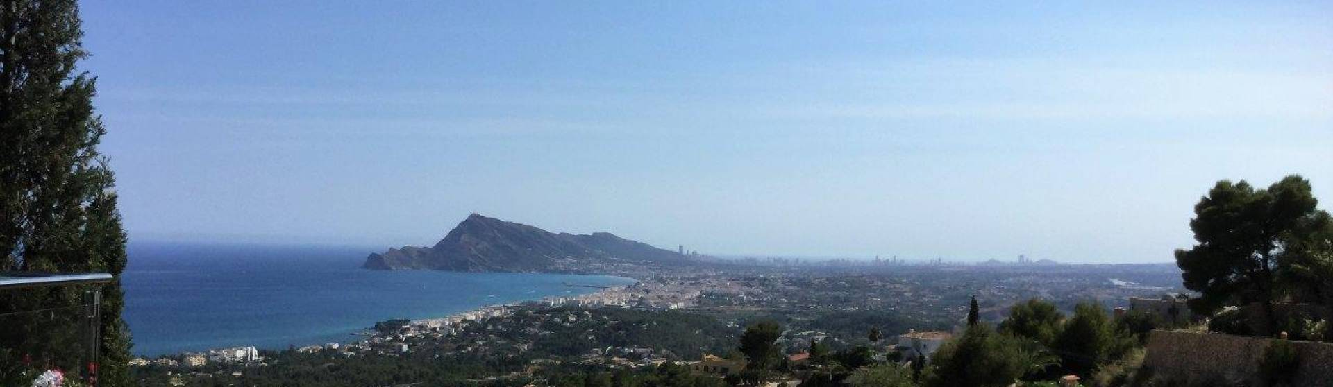 Altea- Costa Blanca- Spain, ,Plot,Sale,1434
