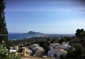 Altea,Costa Blanca,Spain,Plot,1434