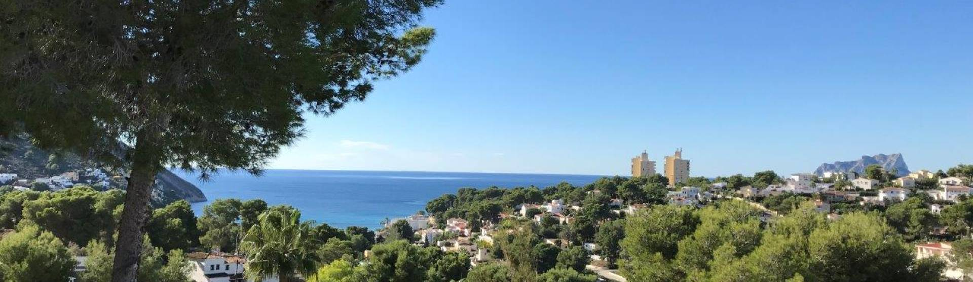 Moraira, Costa Blanca, Spain, ,Plot,Sale,1479