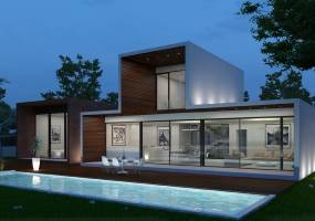 Avant-garde Smart Eco house to be built in Javea