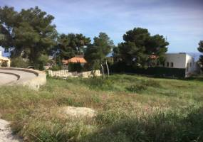 Plot with sea views in Javea