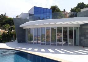Key ready luxury villa in Javea