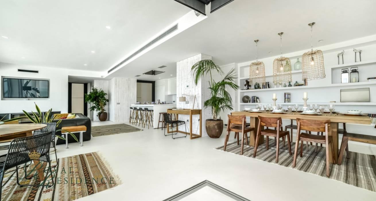 Designer villas in Sierra de Altea
