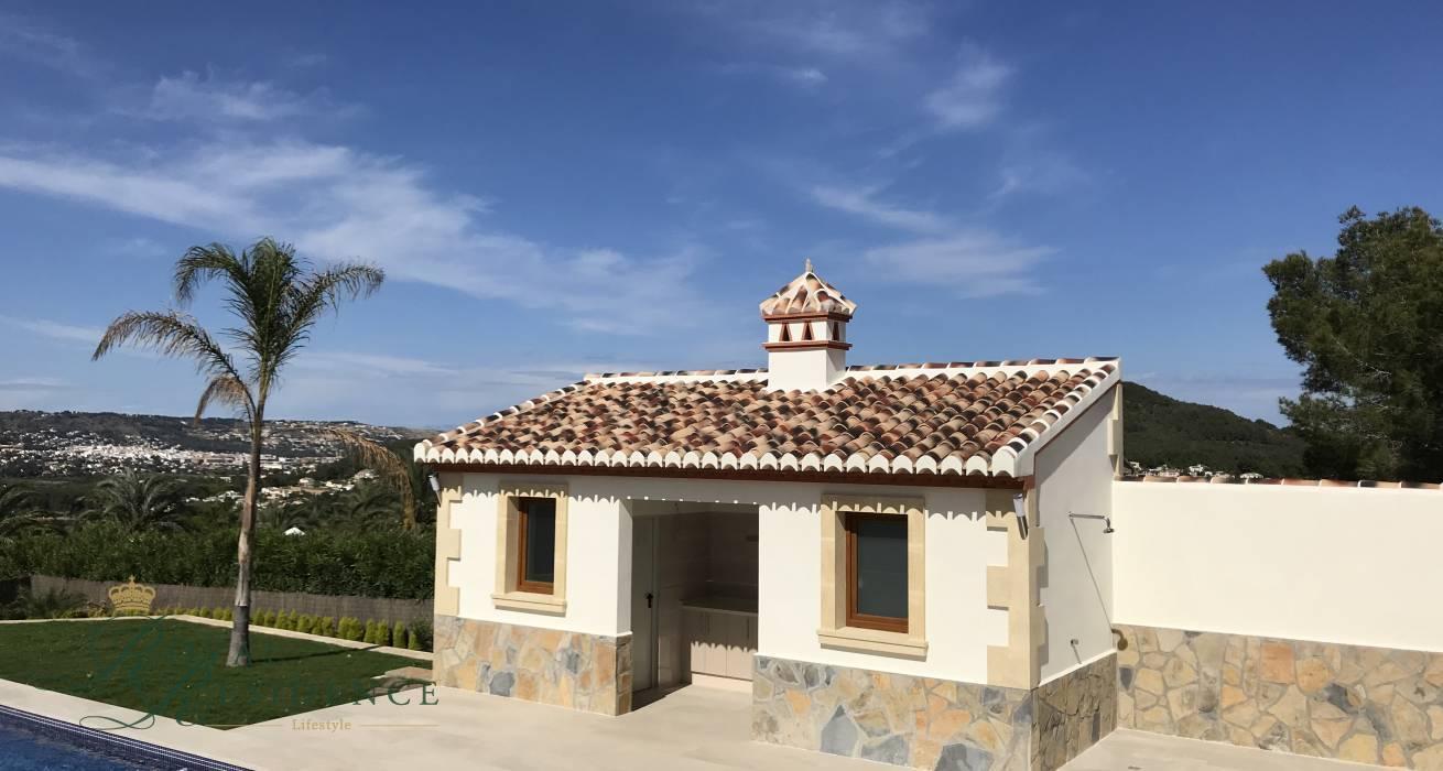 Key ready villa in Javea