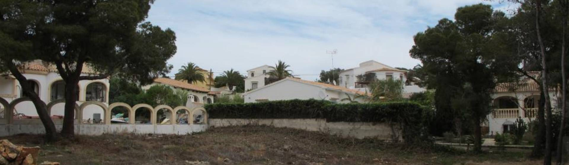Jávea- Costa Blanca- Spain, ,Plot,Sale,1716