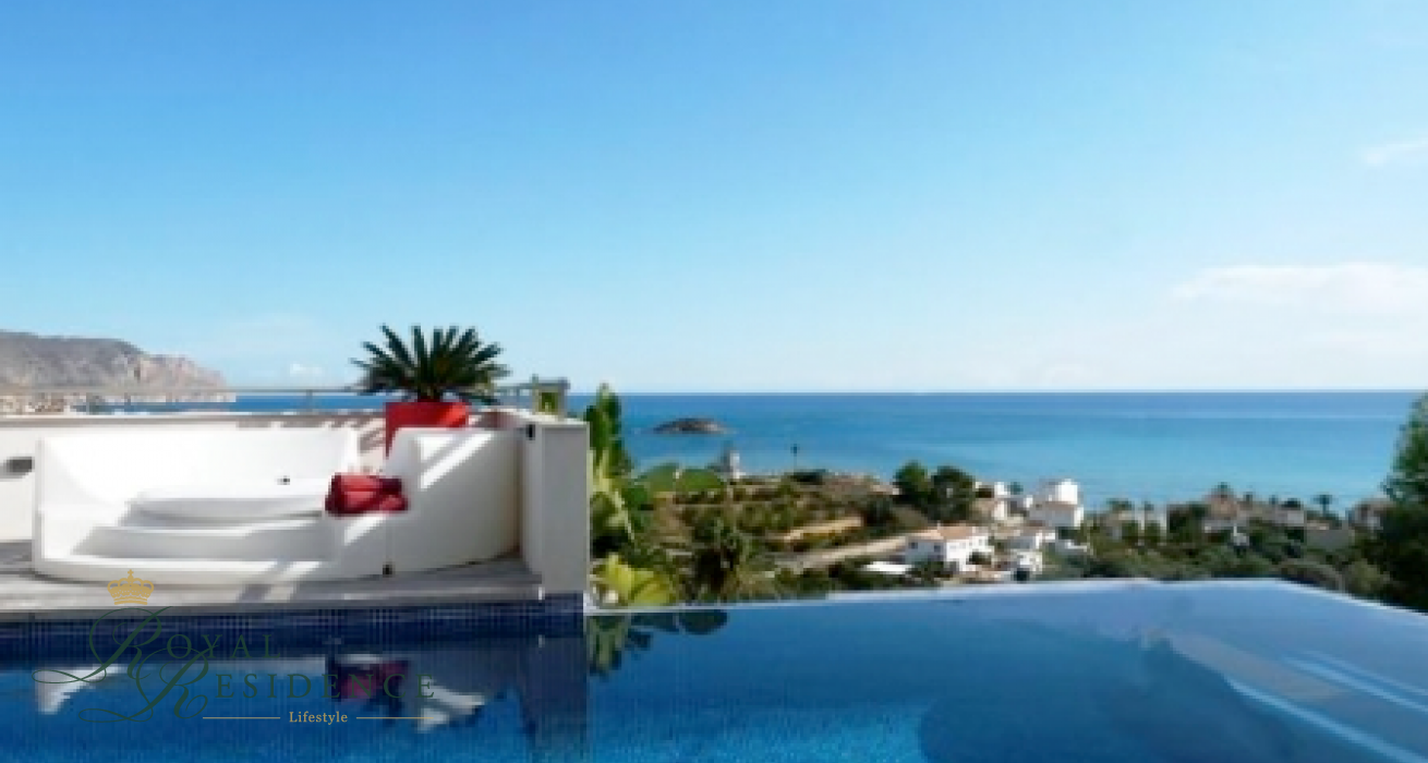 Altea, Costa Blanca, Spain, 5 Bedrooms Bedrooms, ,5 BathroomsBathrooms,Villa,Sale,1745