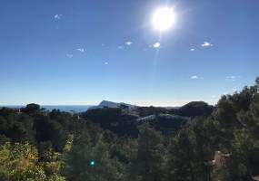 Altea, Costa Blanca, Spain, ,Plot,Sale,1746