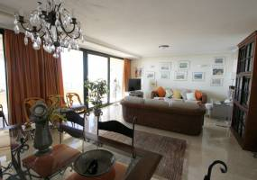 Duplex penthouse in Altea