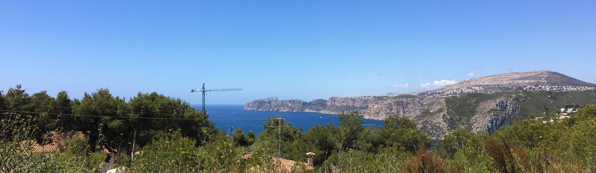 Jávea, Costa Blanca, Spain, ,Plot,Sale,1760