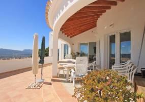 Immaculate villa in Javea