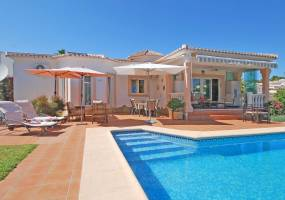 Lovely villa in Moraira