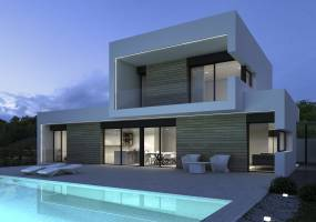 Benissa, Costa Blanca, Spain, 4 Bedrooms Bedrooms, ,3 BathroomsBathrooms,Villa,Sale,1799