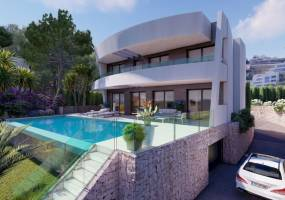 Moraira, Costa Blanca, Spain, 4 Bedrooms Bedrooms, ,4 BathroomsBathrooms,Villa,Sale,1804