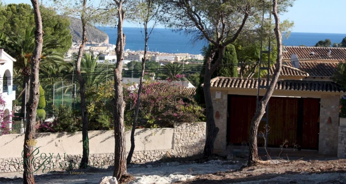 Moraira, Costa Blanca, Spain, 4 Bedrooms Bedrooms, ,4 BathroomsBathrooms,Villa,Sale,1809
