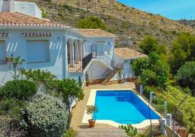 Reduced in price villa in javea