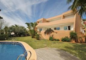 Designer villa with panoramic views in Javea